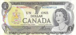 Canada 1 Dollars 1973 Pick 85c UNC - Canada