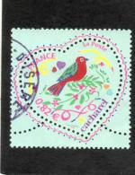 FRANCE : Saint-Valentin Coeurs 2005 Du Couturier CACHAREL (oiseau De Camargue) - - Frankreich