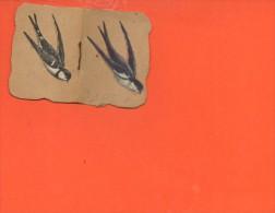 Calendrier Petit Format - Année 1906 - Hirondelle - Calendriers