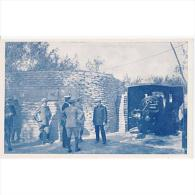 MITP0544-LFTD7318TMISG.Ta Rjeta Postal 2º Primera Guerra Mundia.ITALIA.Gran Cañon DE LA MARINA ITALIANA - Weltkrieg 1939-45