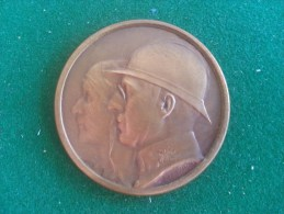 UFAC, 1929-1949, VVV (Bremaecker), 28 Gram (medailles0168) - Autres