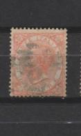 Yvert 21 Oblitéré - 1861-78 Vittorio Emanuele II