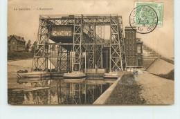 LA LOUVIERE  - L'Ascenseur. - La Louvière