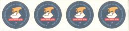 CONSULTE EL PADRON ELECTORAL EN LA OFICINA DE CORREO DE SU ZONA - SEPA USTED DONDE VOTA VIÑETA ARGENTINA CIRCA 1990 - Erinofilia