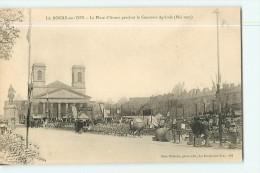 LA ROCHE Sur YON - Place D' Armes En Mai 1903 Durant Le Concours Agricole - Edition Milheau -  Précurseur En TTBE - 2 Sc - La Roche Sur Yon