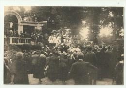 Brussel Koekelberg   *   C�r�monie de reconnaissance nationale - Le Salut - D�part de la procession