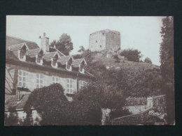Ref2626 AX109 CPA De Sermur - La Tour (Creuse) - Combier Imp. Macon - Francia