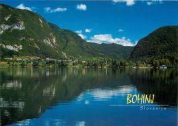 Bohinj, Slovenia Slovenija Postcard Used Posted To UK 2005 Stamp - Slovenia