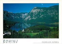 Bohinj, Slovenia Slovenija Postcard Used Posted To UK 2006 Stamp #1 - Slovenia
