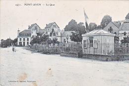 23738 Pont Aven Le Quai -2972 Laurent Port Louis -bureau Du Port -hotel Café Terminus -legrand Platrier -gare ? - Pont Aven