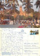 Puerto Vallarta, Mexico Postcard Used Posted To UK 1998 Stamp - Mexico