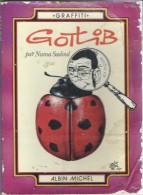 Gotlib/ Graffiti/Numa Sadoul/Albin Michel /Loup/ 1974     LIV32 - Gotlib