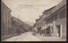 C.P.A. DE SECHILIENNE 38 - France