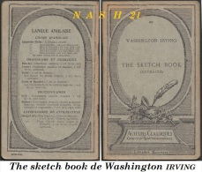The Sketch Book De Washington IRVING - 78 Pages - - Books, Magazines, Comics