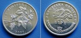 CROATIA  2 Lipe 2002 GRAPE VINE VITIS VINIFERA - Croatia