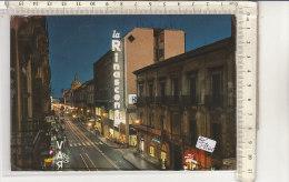 PO5420C# CATANIA - VIA ETNEA - LA RINASCENTE   VG 1968 - Catania