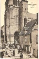CPA -SAINT AIGNAN SUR CHER - L'Eglise - France
