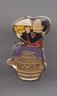 Pin´s Bière Fischer Réf 4844 - Bière