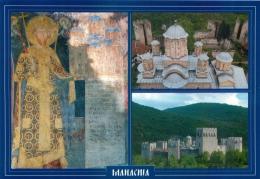 Monastery, Serbia Postcard - Serbia