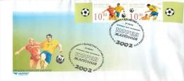 KAZAKHSTAN 2002. 379. FIFA World Cup 2002 - 2002 – Corée Du Sud / Japon