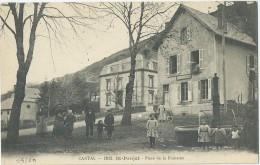 15 - SAINT-PROJET-DE-SALERS - Place De La Fontaine - Other Municipalities