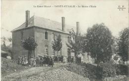 15 - SAINTE-EULALIE  - La Maison D´Ecole - Other Municipalities