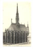 Cp, 75, Paris, La Sainte Chapelle - Eglises