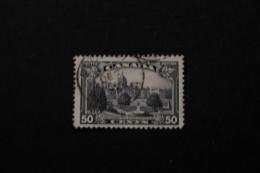 Canada 226 Parliament Buildings Victoria George V Cancelled 1935 A04s - Gebruikt