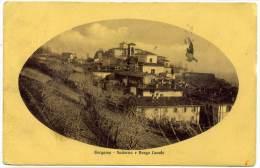 M.158.  BERGAMO - Sudorno E Borgo Canale - Bergamo