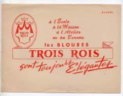 Buvard - Les Blouses Trois Rois - Blotters