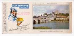 Buvard - Flan Lyonnais - Donjon De Montrichard - Food