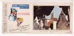 Buvard - Flan Lyonnais - Chapelle Ste Anne à St Tropez - Food