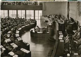 Bonn  Bundestag Debate - Bonn