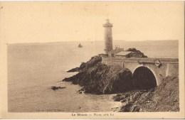 LE MINOU  PHARE  COTE EST - France