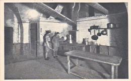 23741 Citadelle De Verdun LL108- Ecoute N°1, Cuisine Alimentant Mess Officiers -FM 1939 -Bouillon Laguitton Broon 35 - Casernes