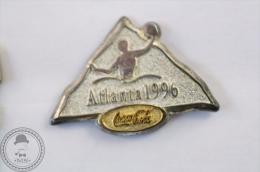 Olympic Games Waterpolo Atlanta 1996 - Coca Cola Pin Badge - #PLS - Coca-Cola