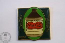 Vintage/ Retro Coca Cola Coke Advertising 1890 - Wilson Marketing 1985 - Pin Badge - #PLS - Coca-Cola