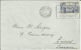 FRANCIA CC 1938 MAT TEMA CELTAS TABACO - Tabaco