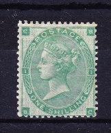1862/64  SG 90 * Queen Victoria 1 S Green - - Neufs