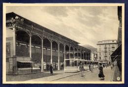 Carte-photo .La Spezia. Piazza  Cavour E Mercato. - La Spezia