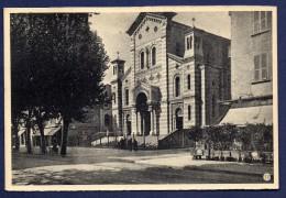 Carte-photo .La Spezia. Viale Garibaldi E Chiesa  Madonna Della Neve - La Spezia