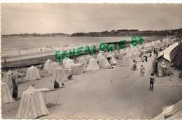 50-  SAINT PAIR SUR MER - LA PLAGE  1957 - Saint Pair Sur Mer