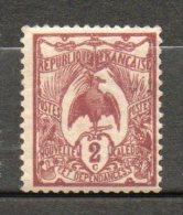 N CALEDONIE 2c Brun Rouge 1905-07  N°89 - Ungebraucht