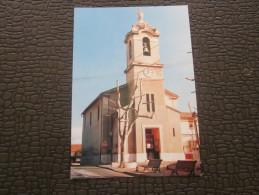 CPM : EOURES Banlieue De Marseille  Prieuré Desservi Par Les Moines Construction Clocher 1875 Ordinations Sacerdotales - Frankreich