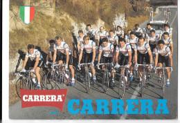 CICLISMO-SQUADRA DELLA CARRERA CON CHIAPPUCCI - Ciclismo