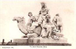 AFRICA: THE ALBERT MEMORIAL. POSTCARD Nº 872 F.G.O STUART. UNCIRCULATED. GECKO. - Postkaarten