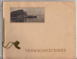 Vierwaldstättersee - Souvenir-Album Mit 41 Ansichten - Tourisme