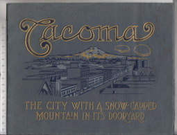 Tacoma The City With A Snow-Capped Mountain In Its Dooryard - Tourisme