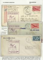 ANTARTIDA - OTRAS EXPEDICIONES :  HIGH JUMP  1947 - BUQUES USS CURRITUCK / MOUNT OLYMPUS - Other