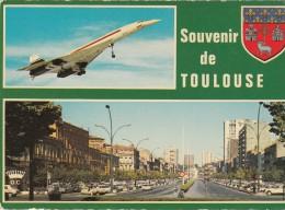 CONCORDE - SOUVENIR De TOULOUSE - 1946-....: Moderne